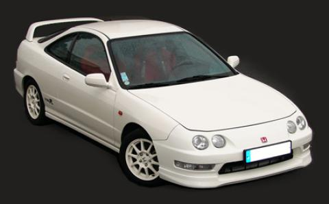 COC modèle Honda Integra